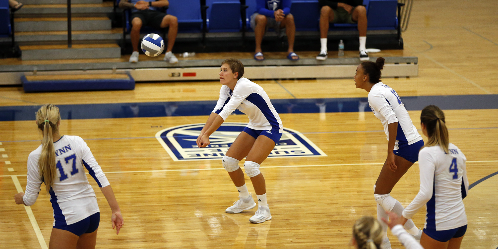 Volleyball Sends Eagles Flying with Second Straight Sweep