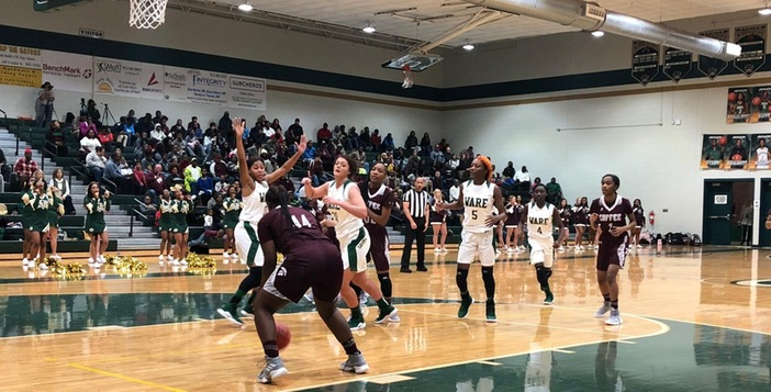 Lady Gators Drop Close Game to Tift County
