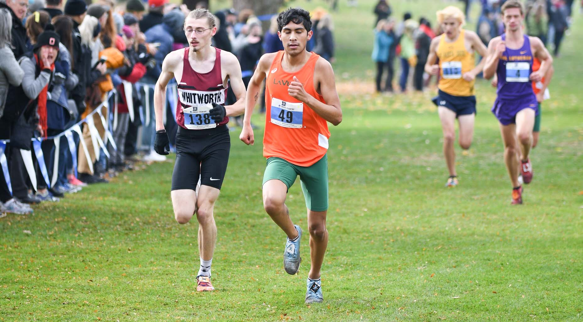 MXC has strong finish at NCAA West Regionals