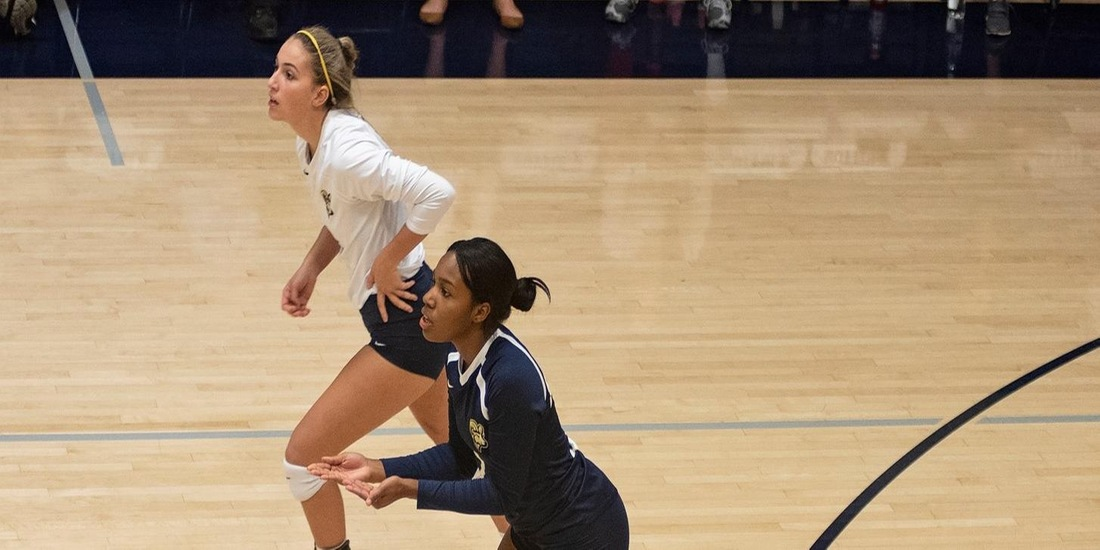 Volleyball Takes Win Streak to Gordon Monday