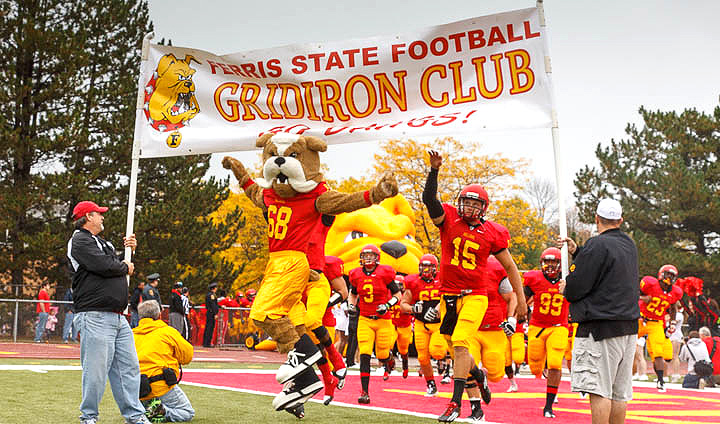 Listen Live To The Crimson & Gold Spring Football Game Online This Friday!