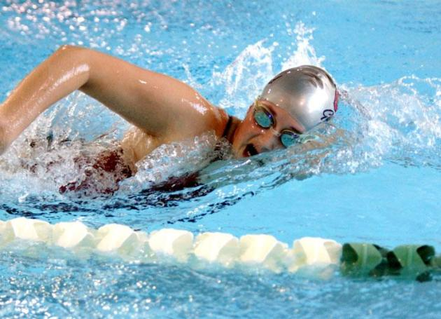 Guilford Swimmers Fall to Greensboro in ODAC Action