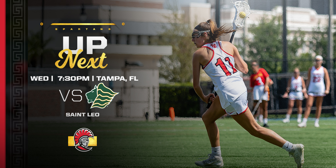 Tampa Welcomes Saint Leo for a Mid Week Showdown