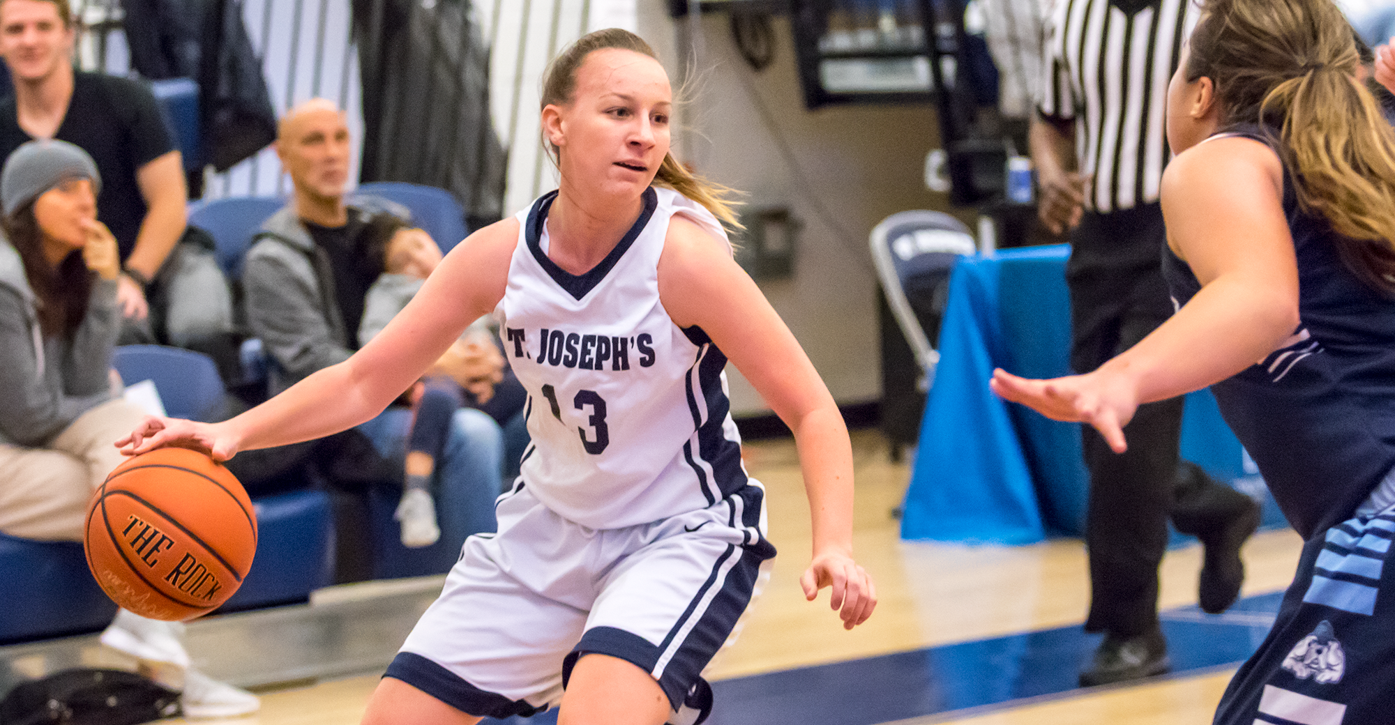 Three Bears in Double Figures Lead Women's Basketball Over John Jay for Second-Straight Win