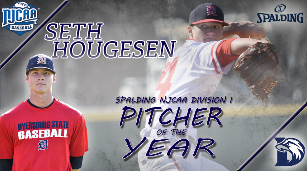 Hougesen named Spalding®  DI Pitcher of the Year