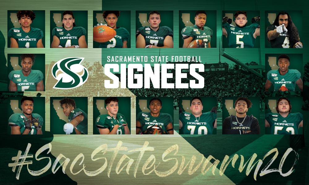 FOOTBALL SIGNS 16 ON FIRST DAY OF EARLY SIGNING PERIOD