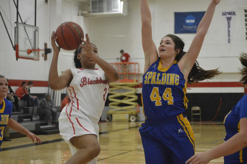 Beavers fall to Spalding at Home