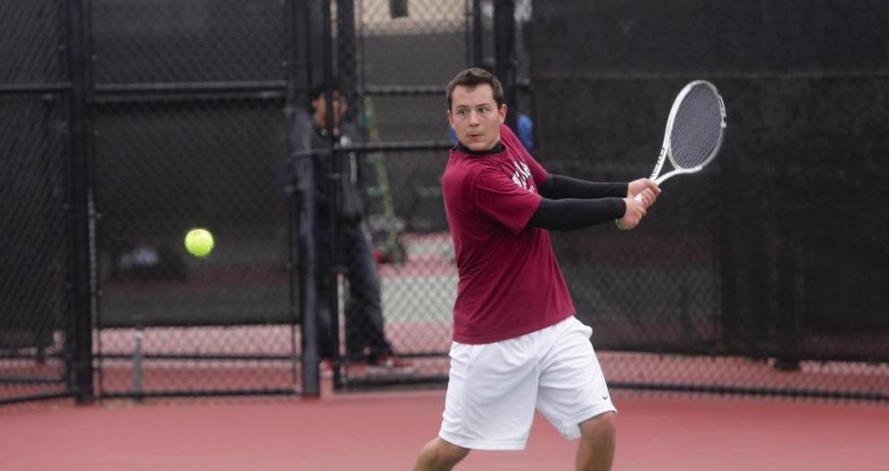 No. 60 Bronco Men's Tennis Defeats Gonzaga 4-0 in First Round of WCC Tournament; Face USF Thursday in Quarterfinals