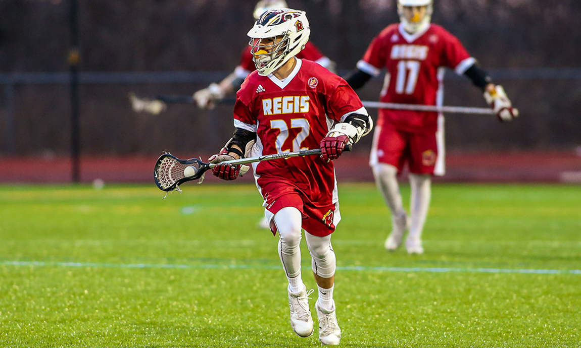 Men's Lacrosse Loses Regular Season Finale
