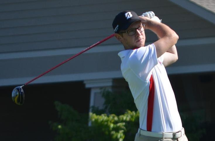 Men's golf team stands 14th after day one of Shootout at Stonehedge