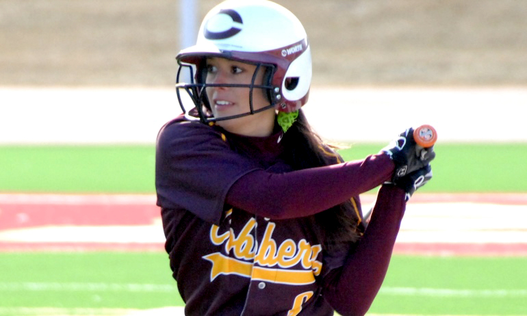 Sophomore Madison Little had a two-run walk-off single to help the Cobbers beat St. Catharine in their two wins on Friday.