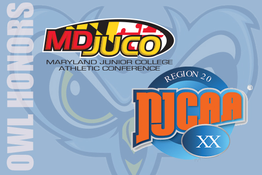 Prince George's Earns All-Academic Recognition From NJCAA Region XX And Maryland JUCO