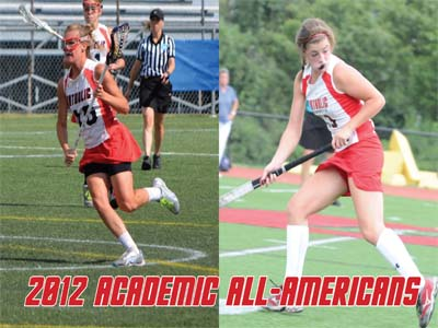 Pair of Cardinals named Academic All-Americans
