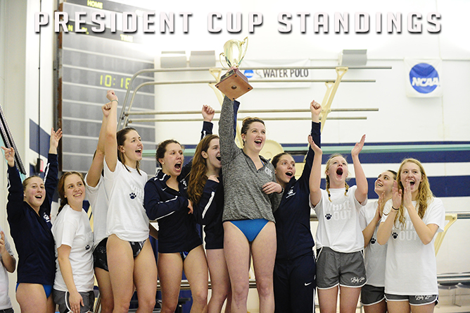 Behrend Continues to Lead Presidents Cup Standings