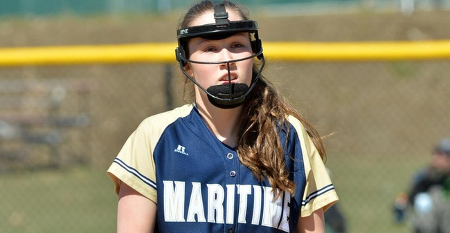 Nalette, Cochrane Drive In Runs As Softball Drops MASCAC Twinbill Decision To Salem State