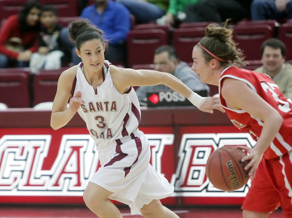 Santa Clara Women's Basketball Opens Season This Week