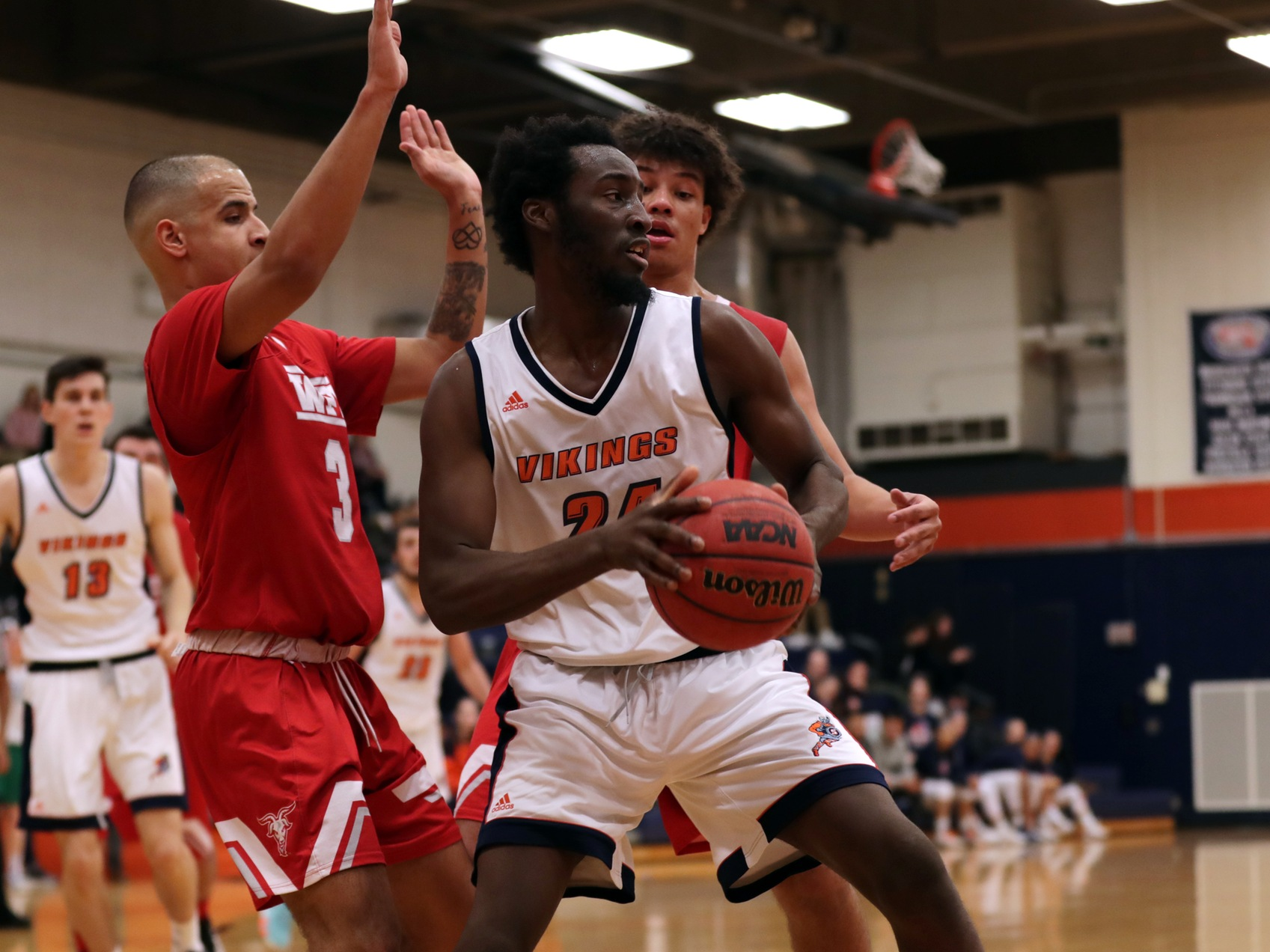 Strong Second Half Propels Salem State Over Framingham State