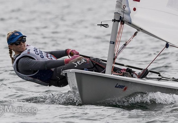 Rohde Wins New England Women's Singlehanded Championship