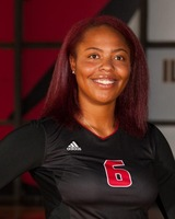 Burton awarded Association of Division III Independents women's volleyball Player of the Week