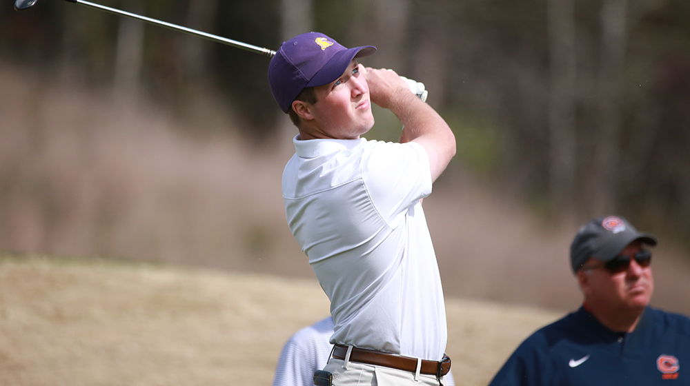 Golden Eagles soar to fourth place on day two of Bobby Nichols Intercollegiate