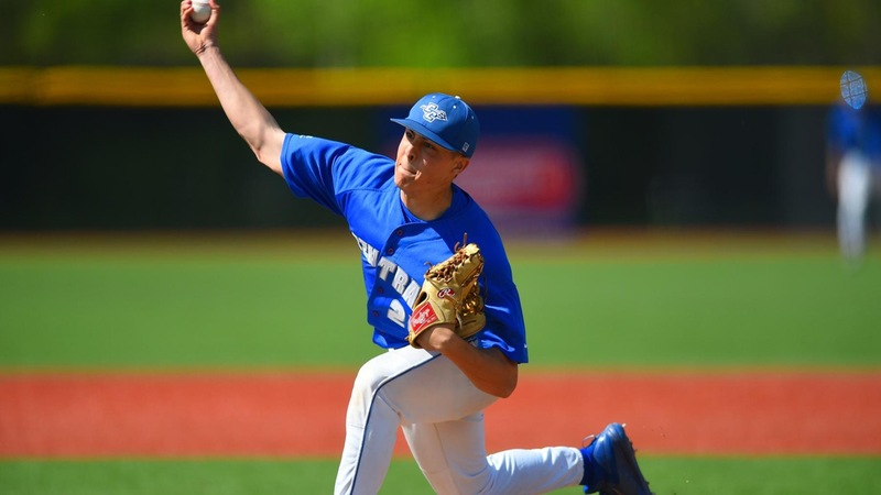 Baseball Holds Off FDU, 9-5, Saturday