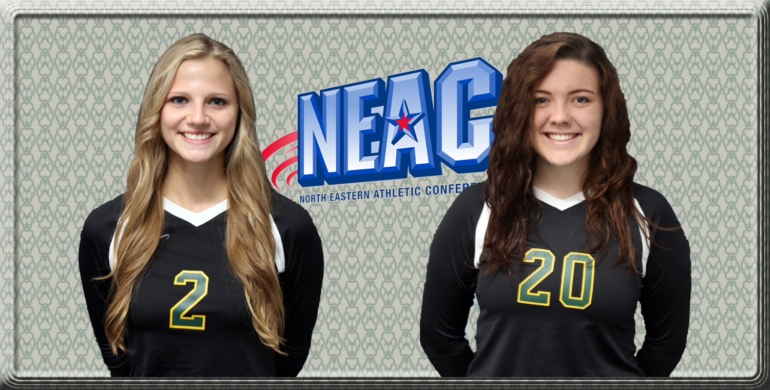 Rex and Moelbert Earn NEAC All-Conference