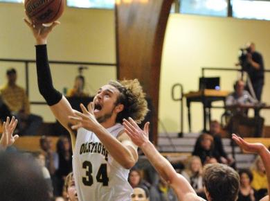 Men Lose 2nd Straight SCAC Tilt in Dying Seconds