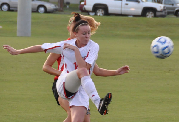 Women's Soccer: Panthers bounce back with 4-1 win over Judson