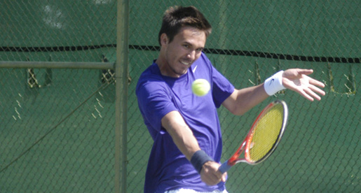 Golden Eagle tennis team ready to get back to action with Fall tourney play