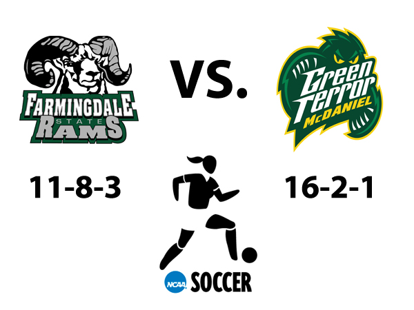 Women's Soccer to Face McDaniel in First Round of NCAA's