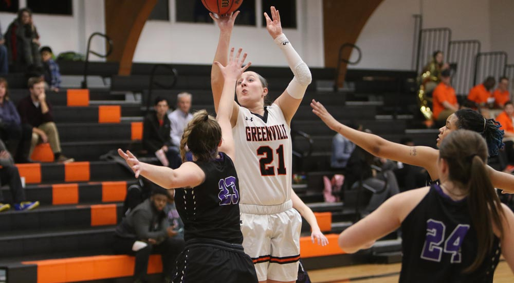 Women's basketball wins 69-53 over Blackburn