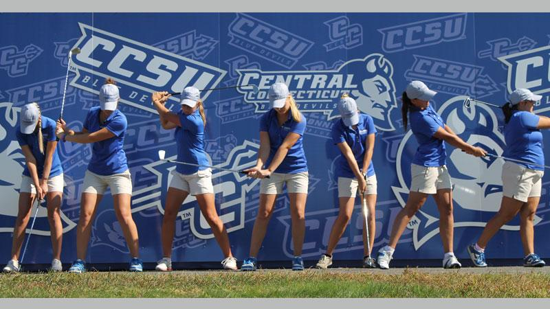 Women's Golf Places 20th in WGCA All-Scholar GPA Award