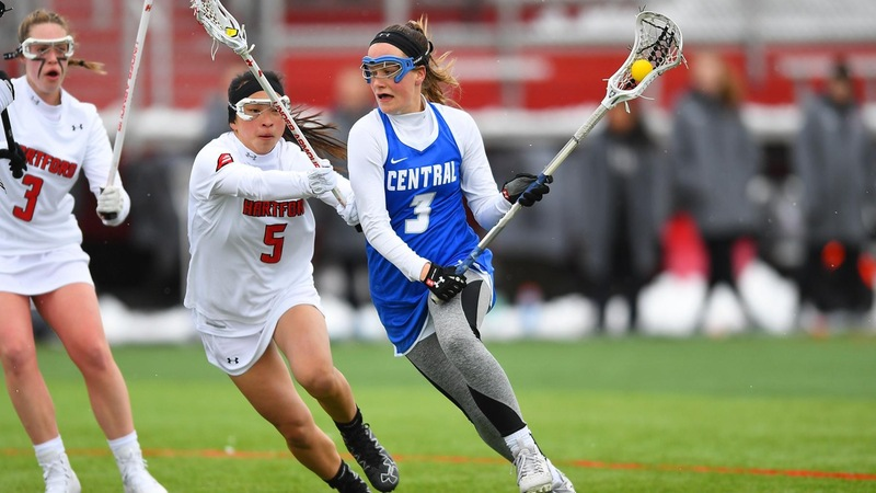 Women's Lacrosse Wins at Hartford; Vendel Earns 1st Win