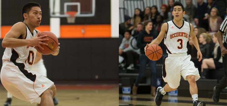 Point Guard Play Leads Oxy Past UC Santa Cruz