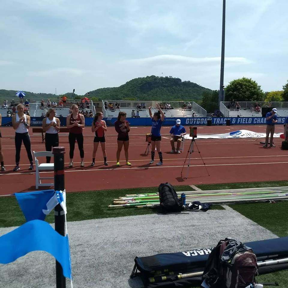 Lions Compete at NCAA Outdoor T&F Championships