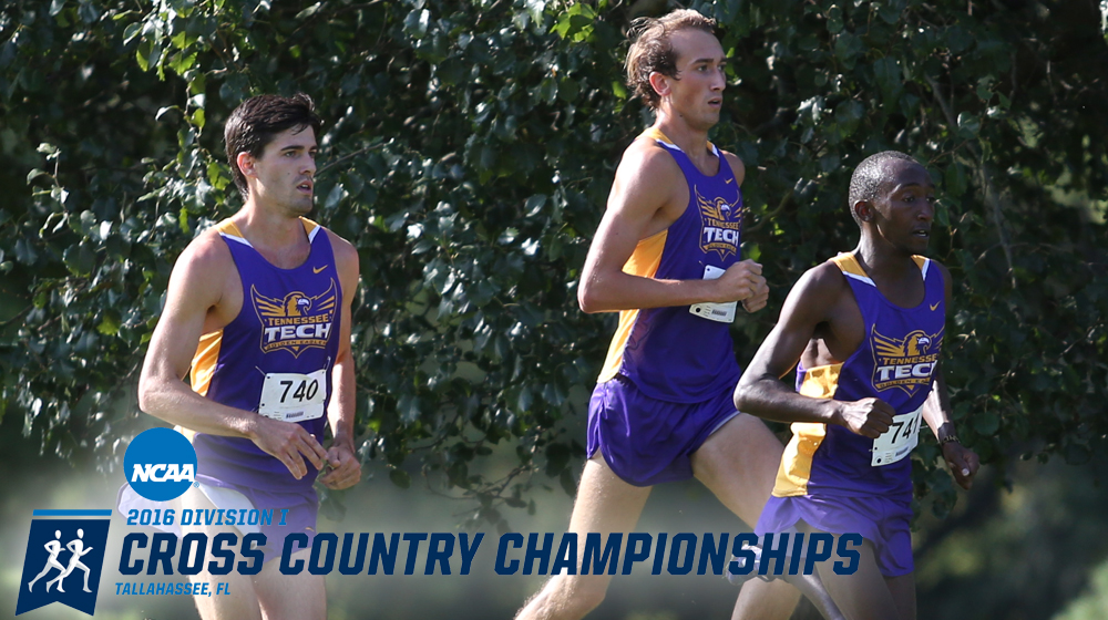 Golden Eagle men's cross country to compete at the NCAA South Regionals on Friday