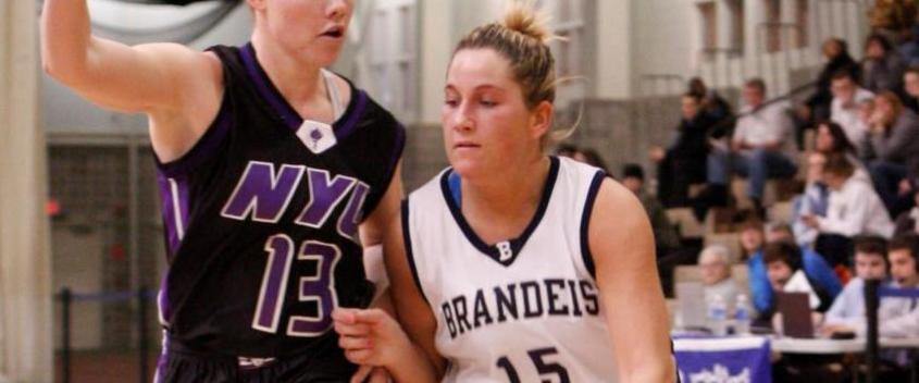 Cincotta shines in return to court as women open season with 52-42 win at WPI