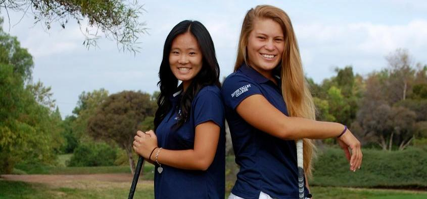 Co-medalists Dang and Meredith pace women's golf team