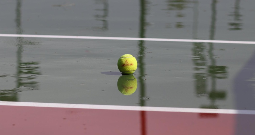 Men's Tennis Weekend Home Matches Postponed