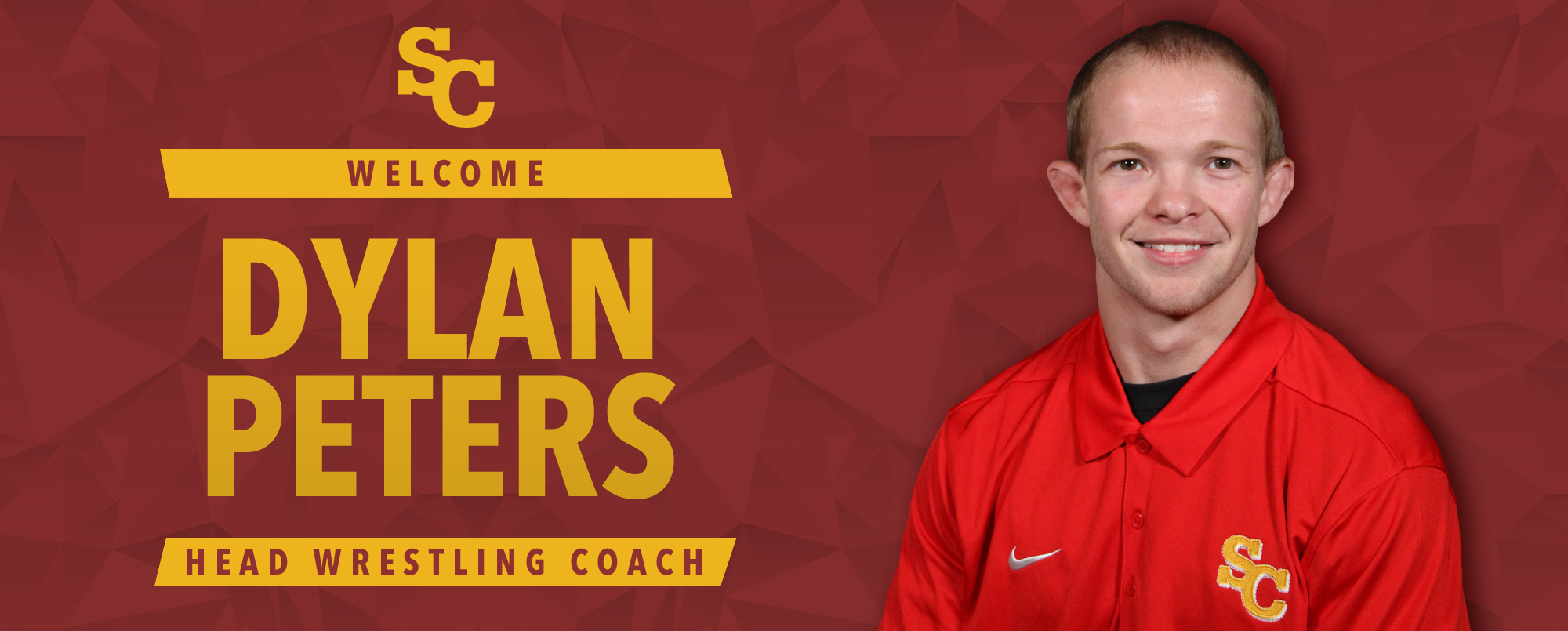 Dylan Peters hired as wrestling coach