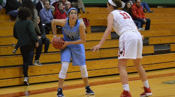 Zalis Sets Westminster Single Game Scoring Mark
