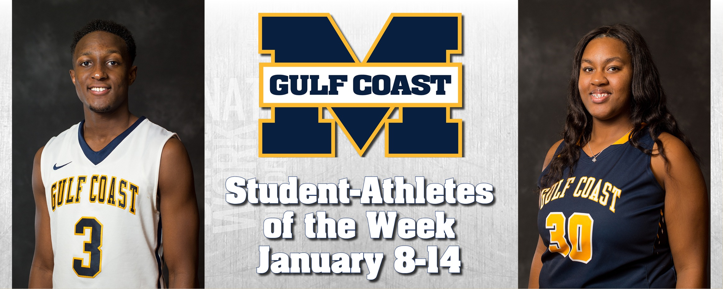 Dial, Howard named MGCCC Student-Athletes of the Week