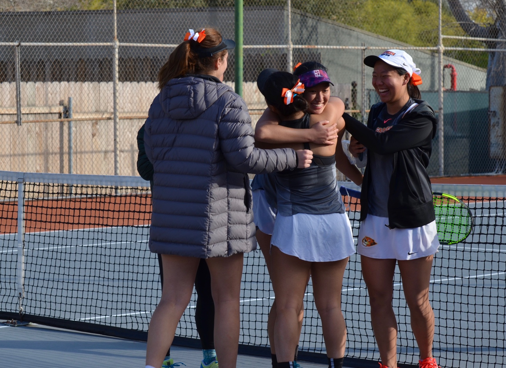 Five Women's Tennis Players Recognized for ITA All-Academic Team