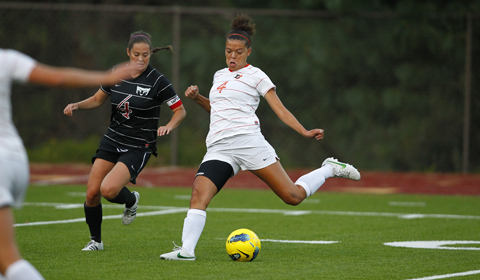 Soccer Loses Heartbreaker Game to Willamette in Overtime