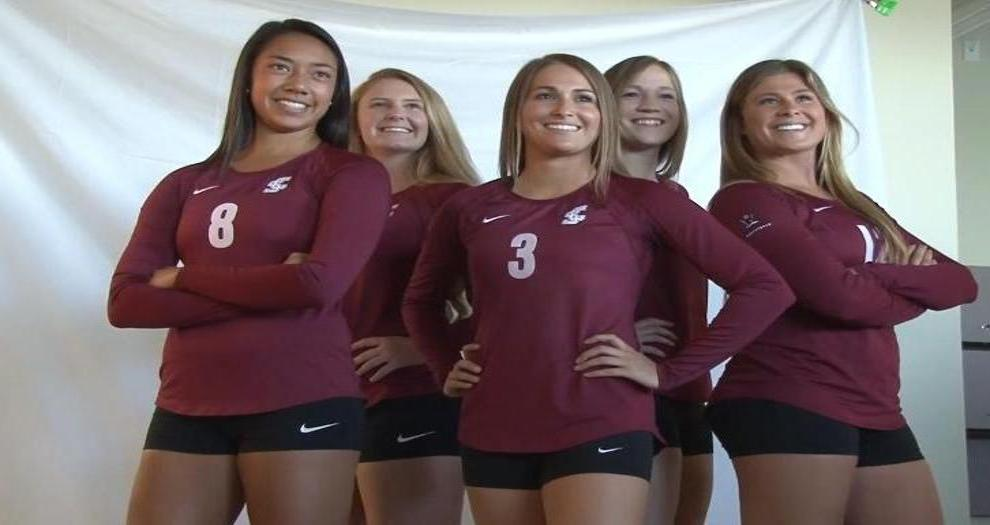 Bronco Volleyball Reports Friday
