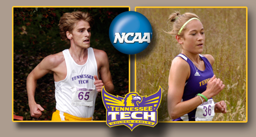 Mahan, Miller pace Tech runners at NCAA South Regional meet