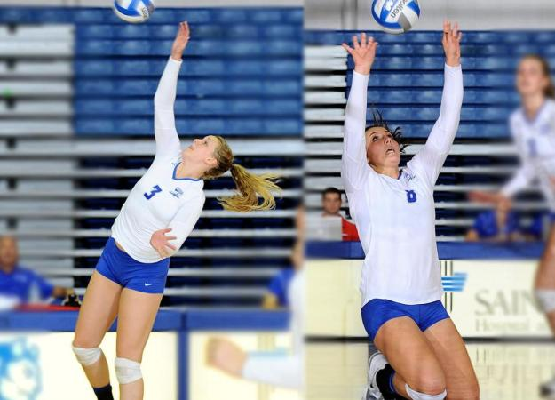 Rademacher, Lommori Take Weekly Honors