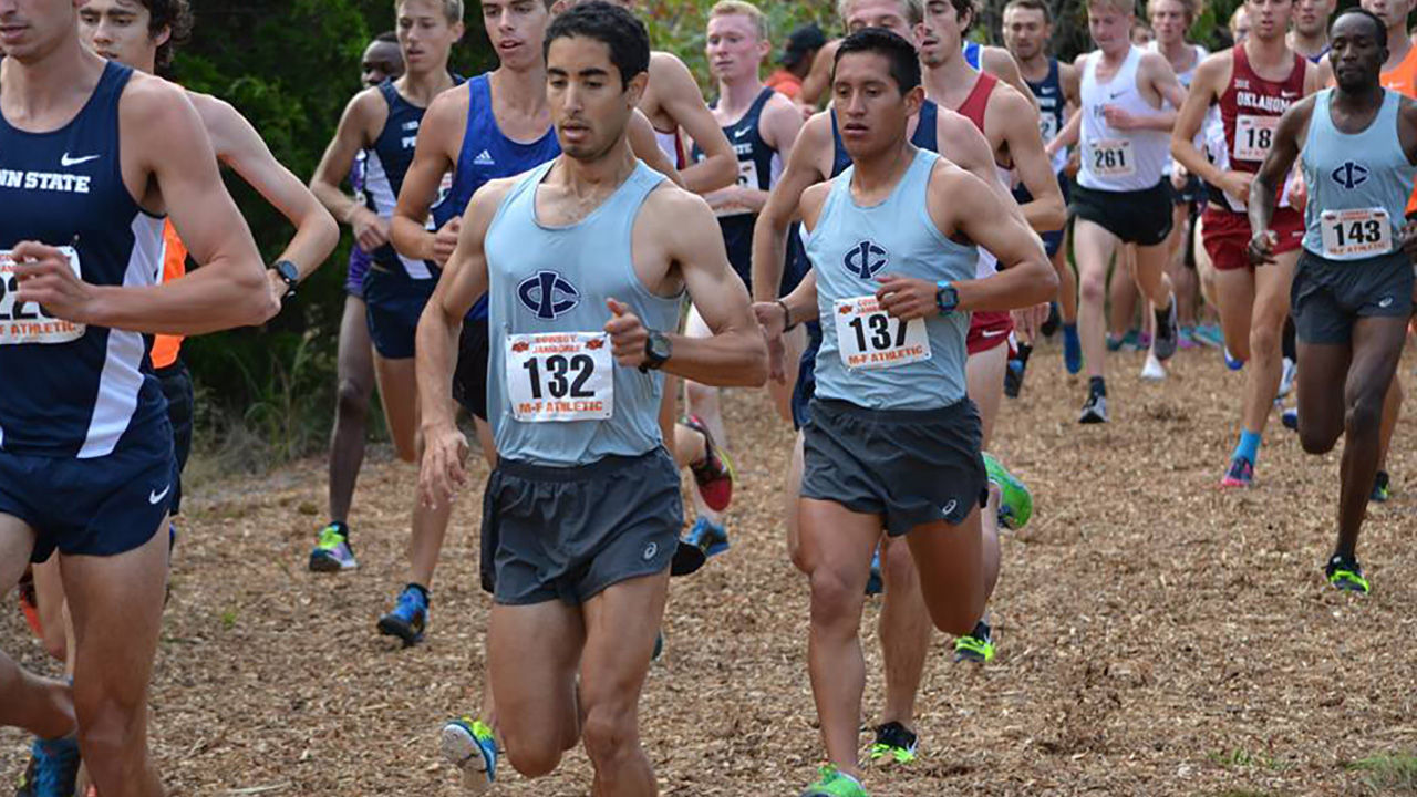 Achengli wins 3rd XC National Athlete of the Week