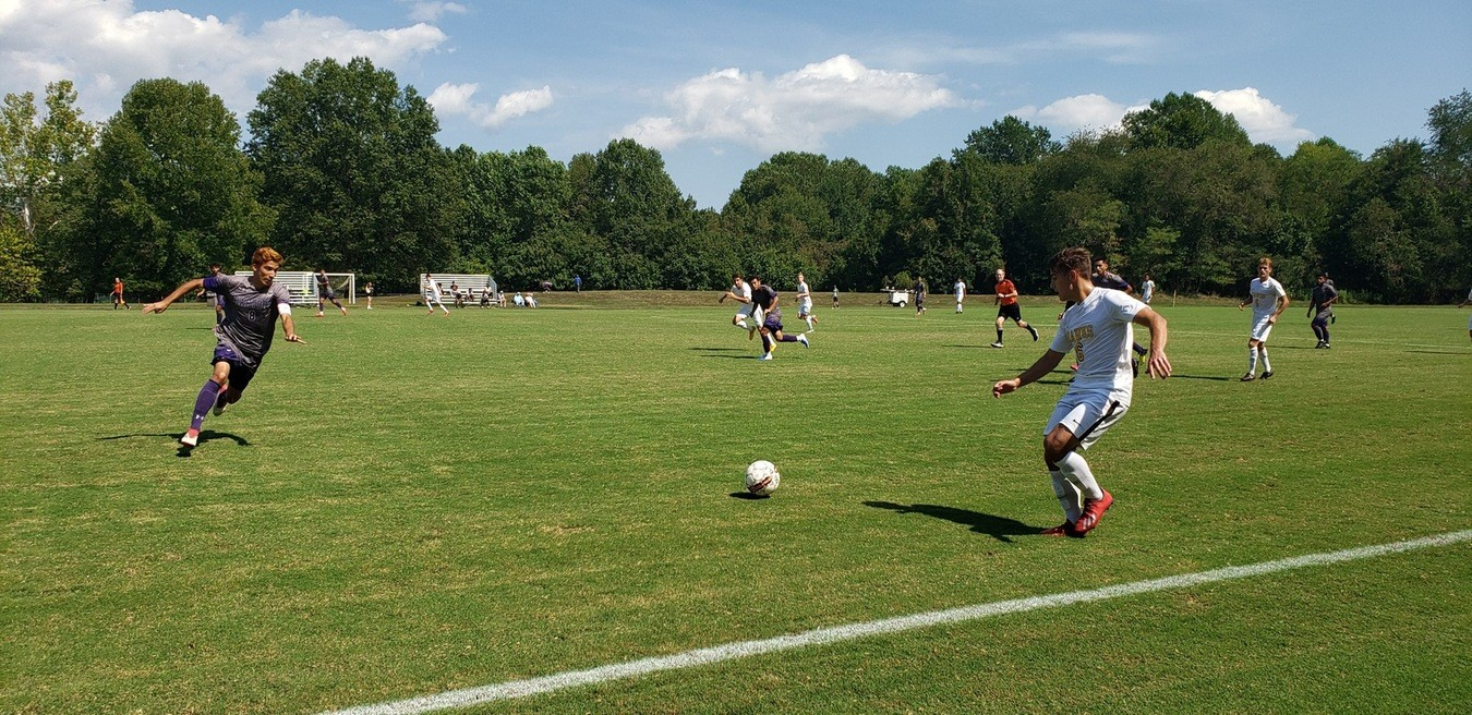 Total team effort gives FCC men's soccer victory in season opener