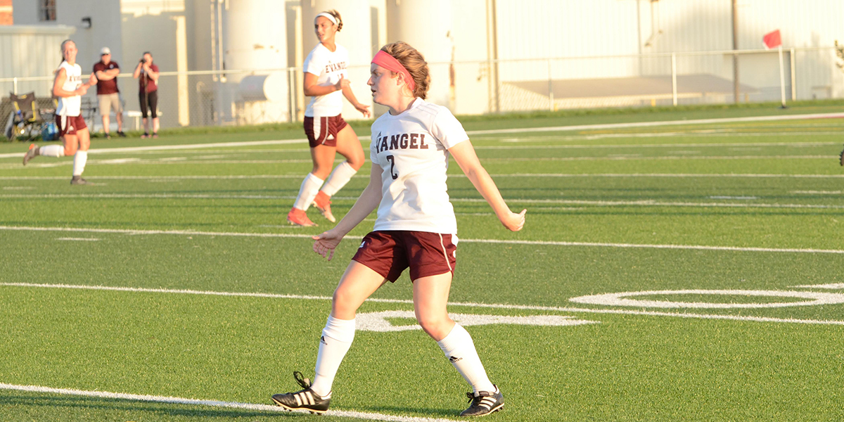 Evangel Drops Homecoming Match Against Grand View